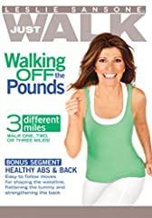 Are you ready to start walking off the pounds? This is the easy way to do it! CHOOSE TO WALK 1, 2 OR 3 FITNESS MILES! In mile one you'll start with an easy warm up walk and then quickly progress to our classic Walk at Home moves. If you want ...