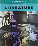 img - for McDougal Littell Literature California: Student's Edition Grade 08 2009 book / textbook / text book