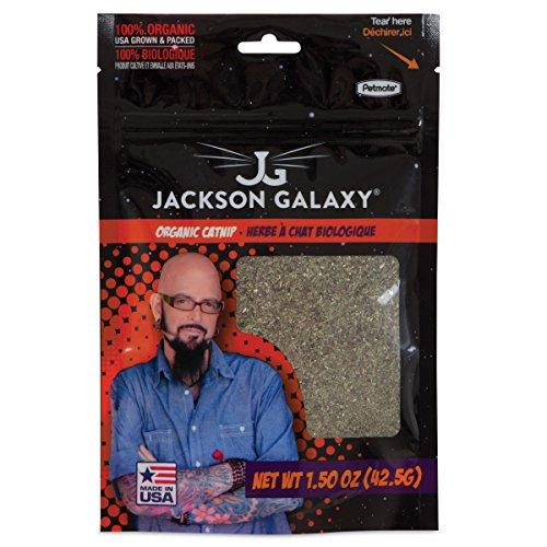 Petmate Jackson Galaxy Organic Catnip Toy, 1.5 oz