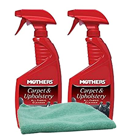 Amazon Com Mothers Carpet Upholstery Cleaner 24 Oz Bundle With
