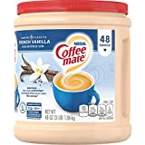 Nestle Coffee-mate Powder, French Vanilla 48 oz. (pack of 3) A1