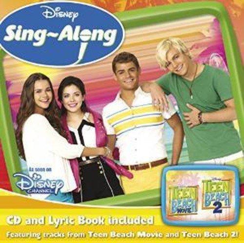 Disney Sing-Along: Teen Beach Movie & Teen Beach 2 /  Various