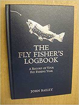 Book The Fly Fisher's Log Book