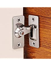 90 degree door clasp lock shift door lock button push pull button door latch special door lock button