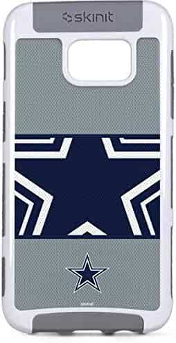 e2ecf5aa2813de Skinit NFL Dallas Cowboys Galaxy S7 Edge Cargo Case - Dallas Cowboys Zone  Block Design -