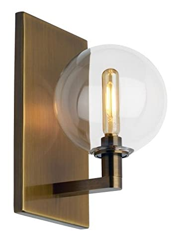 Amazon.com: tech lighting 700 wsgmbscr Gambit – 9 ...