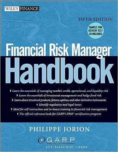 Amazon.com: Financial Risk Manager Handbook (Wiley Finance) eBook ...