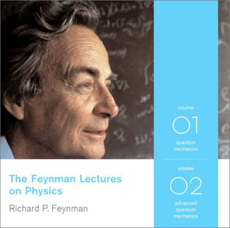 The Feynman Lectures on Physics Volumes 1-2