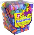 Creative Hands by Fibre-Craft - Foam Beads 2-Lace Kit - Arts and Crafts - No Scissors or Glue Required - For Ages 3 and Up