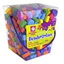 Creative Hands Foam Kit, Beads 2 Lace - Packaging May Vary