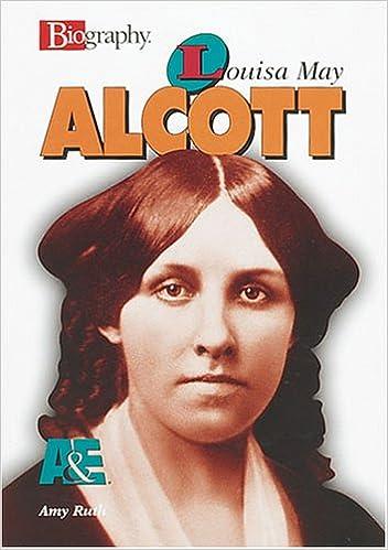 amazoncom louisa may alcott biography lerner hardcover 9780822549383 amy ruth books