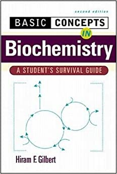 Book Basic Concepts in Biochemistry: A Student's Survival Guide