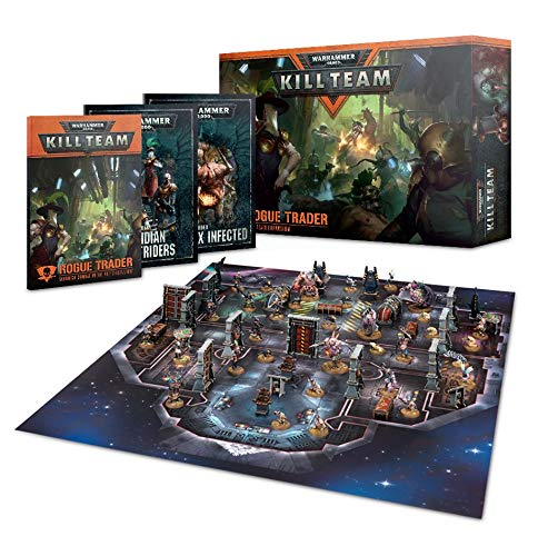 - Citadel Rogue Trader Kill Team Warhammer 40,000