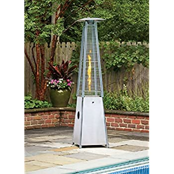 Amazon.com: Living Accents Srph34 Lp Gas Patio Heater ... on Living Accents Patio id=19918