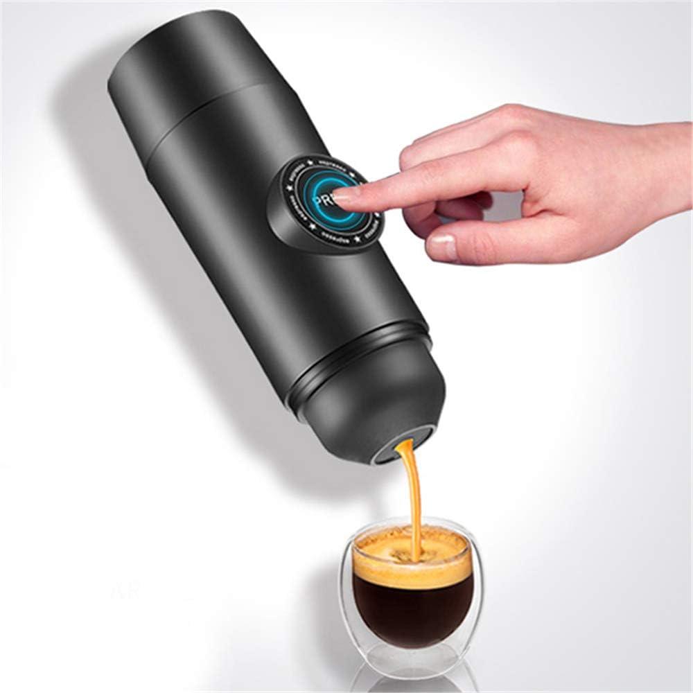 الة القهوة المحمولة EXPRESSO  -Machine à café portable EXPRESSO