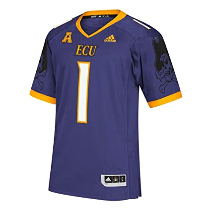 save off 2858f 11b3f Amazon.com : adidas ECU East Carolina University Replica ...