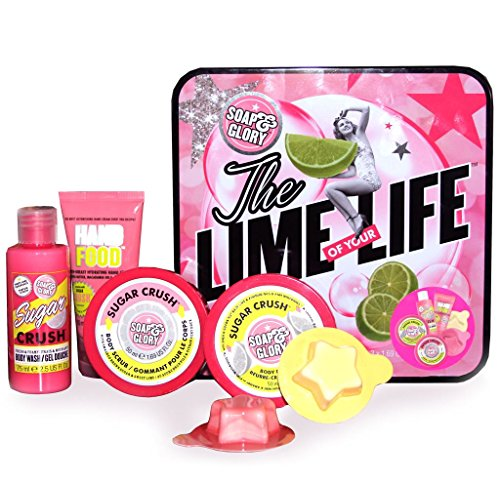 Christmas Gift For Your Crush - Soap And Glory The Lime of your Life Sugar Crush Christmas Gift Set