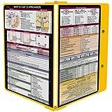 WhiteCoat Clipboard - Yellow - Medical Edition