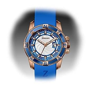 Pink Uhr Hwt020 Men Vergoldet QuarzbatterieStahl Zancan oCtQBhxsrd