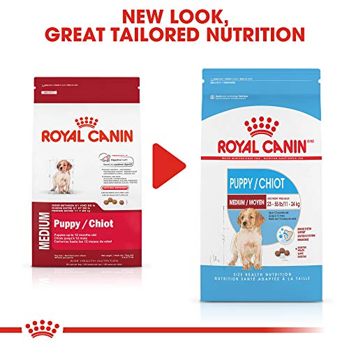 Royal Canin Medium Puppy Dry Dog Food, 30 Lb. by Royal Canin (Image #7)