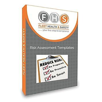 5 PK RISK ASSESSMENT TEMPLATES (USB) 2018 MANUAL HANDLING, FIRE ...