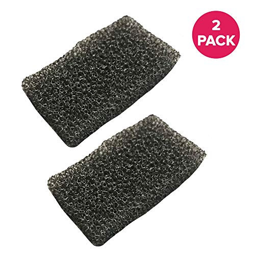 Think Crucial 2 Replacements for Respironics M Series Foam Filters CPAP Machines, Compatible with Remstar Plus, Bipap Auto M Series, Pr System One Remstar Pro, Pr System One ()