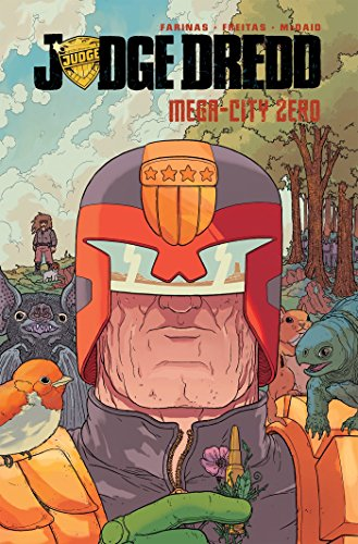 Judge Dredd: Mega-City Zero by IDW Publishing