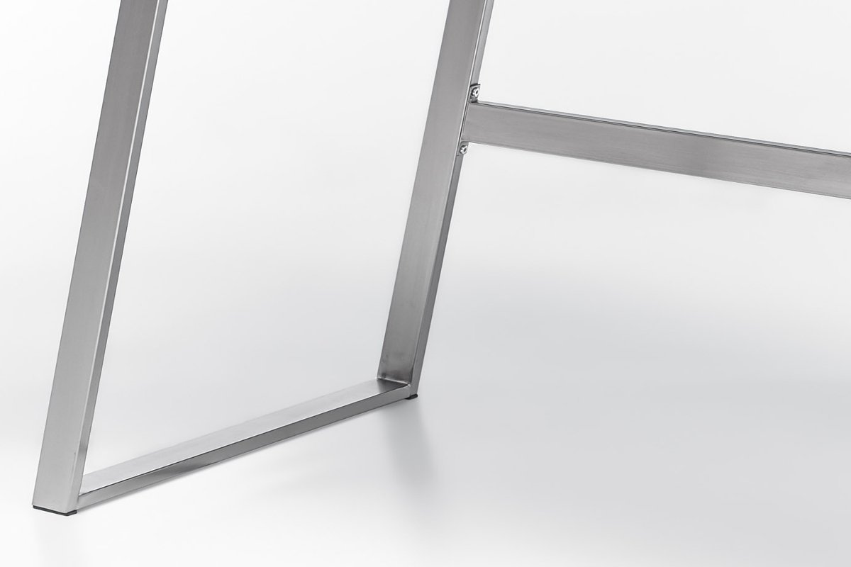 Bianco Robas Lund Andria Scrivania 60 x 140 x 75 cm
