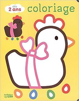 Coloriages Pour Les Tout Petits Joyeuses Paques Des 2 Ans