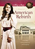 img - for AMERICAN REBIRTH (Sisters in Time) book / textbook / text book