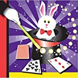 Magic Party Rabbit Beverage Napkins (16 ct)