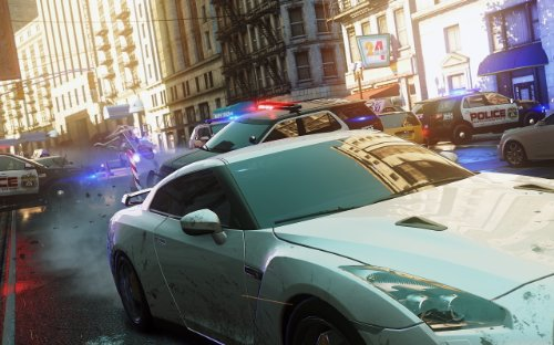 Need for Speed: Most Wanted (For JPN/Asian systems only) by Electronic Arts (Image #4)