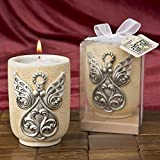 Looking for a great favor for the holiday season? These magnificent Angles will bring a meaningful touch to your event tables at a Baptism, Christening, Communion, Confirmation or other religious celebration. These impressive votives are craf...