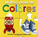Mi Libro-Puzle de Colores, Priddy Books, 8479426535