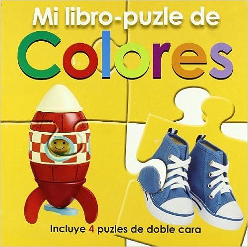 Descarga gratuita de libros electrónicos pdb Mi libro puzle de colores (TIC TAC) 8479426535 PDF