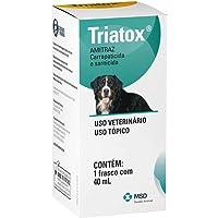 Carrapaticida MSD Triatox - 40 ml
