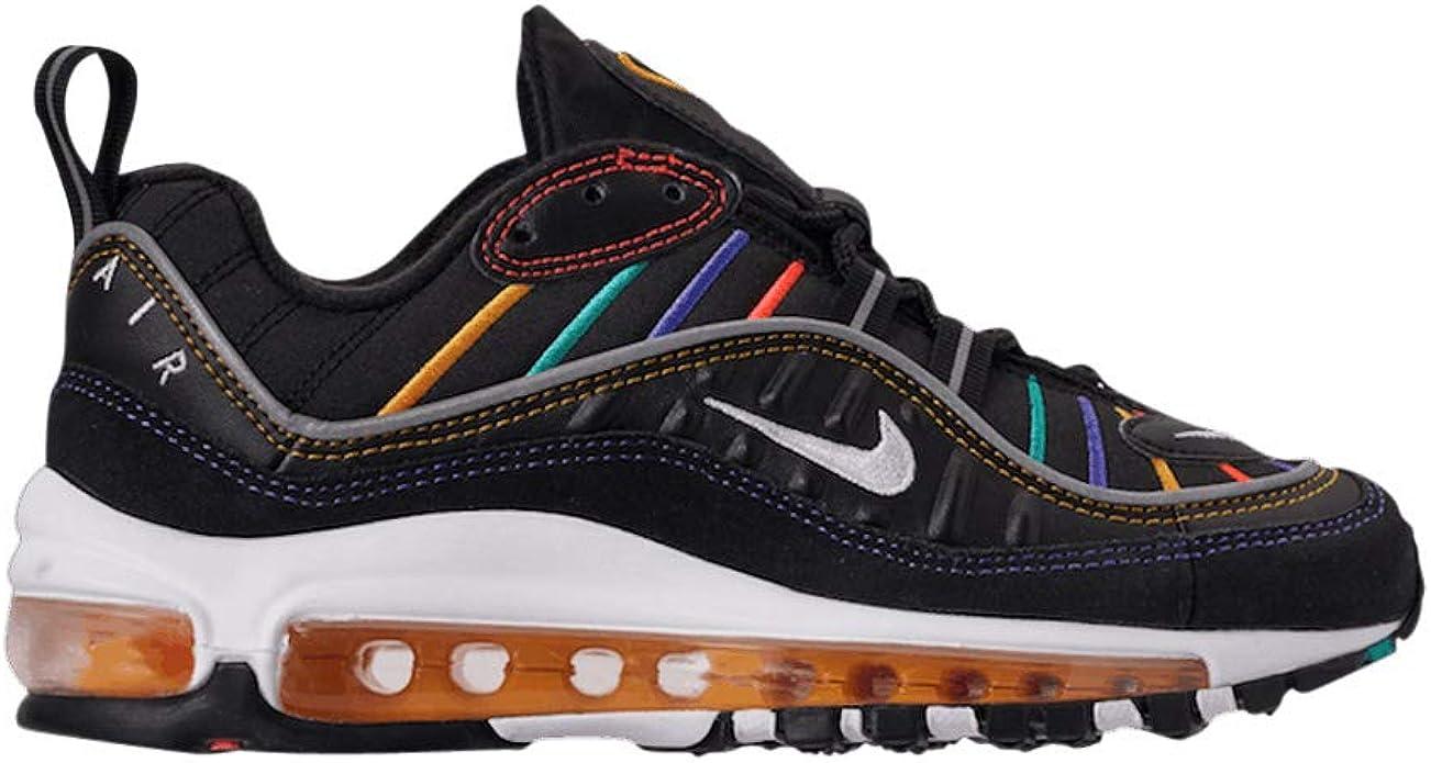 Amazon Com Nike Air Max 98 Game Gs Kids Boys Cj7393 001 Sneakers