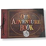 Album Our Adventure Book Version letras Impresas