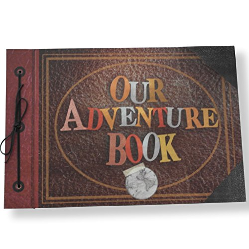 Album Our Adventure Book Version letras Impresas