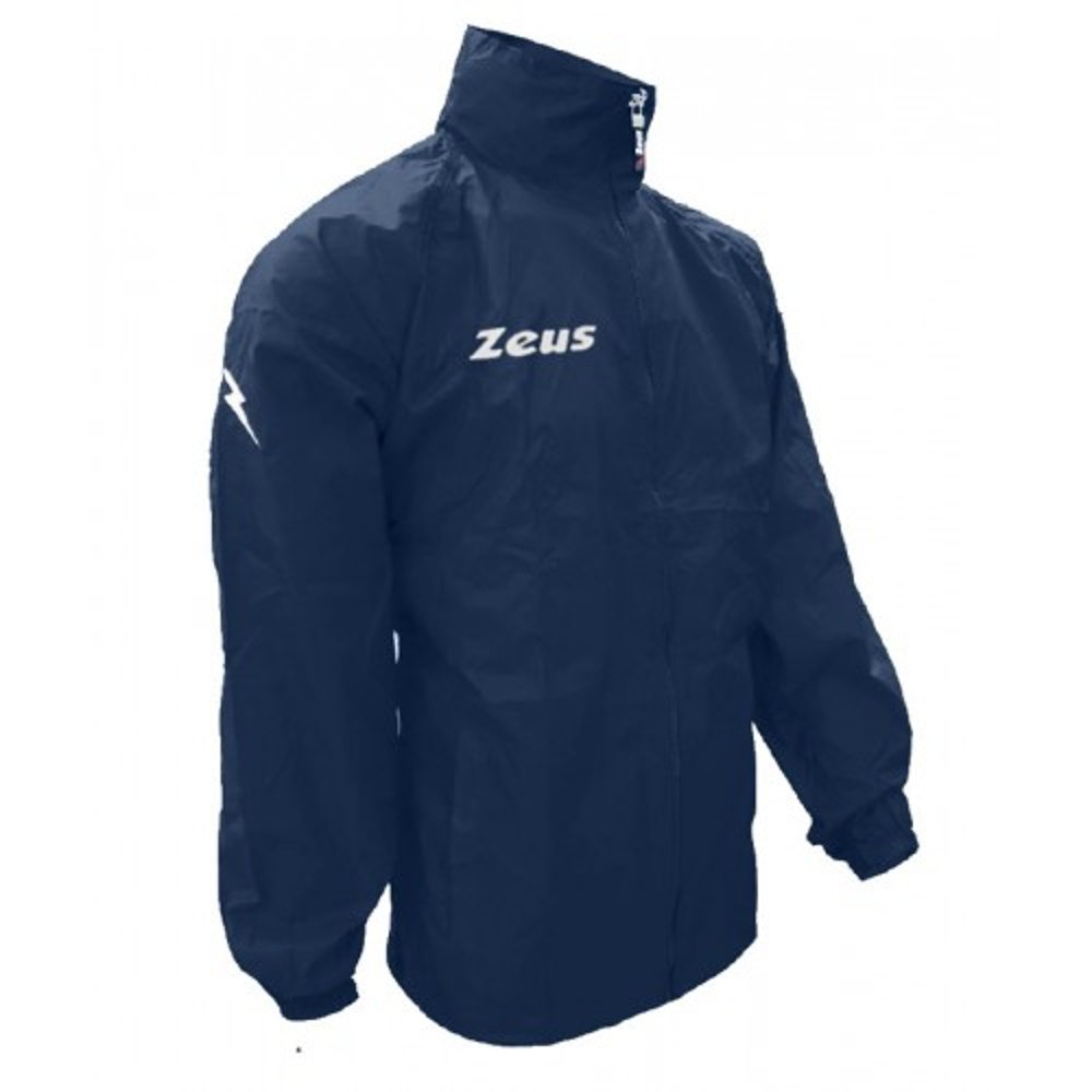 Zeus Herren Regenjacke mit Kapuze K Way Rain Jacket