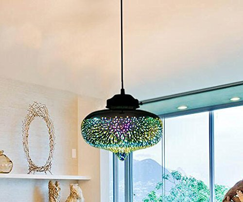 3D Pendant Light in US - 4