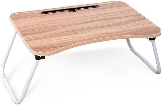 Mesas para Ordenador, Mesa Cama Mesa Plegable Lapdesk, Escritorio ...