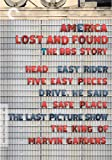 America Lost & Found: The BBS Story (Head / Easy Rider / Five Easy Pieces / Drive, He Said / The Last Picture Show / The King of Marvin Gardens / A Safe Place) (The Criterion Collection)