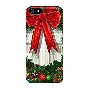 New Holidays Merry Christmas Anti-scratch AbbyRoseBabiak For SamSung Galaxy S5 Phone Case Cover