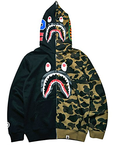 Christo Mens Hoodies Sweatshirt Fashion Casual Coat Outdoor Hip-Hop Funny Tops (X-Small,...