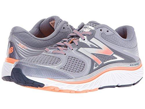 これまで傑出した悲惨(ニューバランス) New Balance レディースランニングシューズ?スニーカー?靴 W940v3 Silver/Grey/White 7.5 (24.5cm) D - Wide