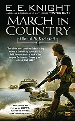amazon com march in country a novel of the vampire earth rh amazon com country = tw county= kaysville ut