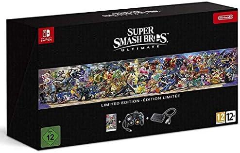 Super Smash Bros: Ultimate - Edición Limitada: Nintendo: Amazon.es: Videojuegos