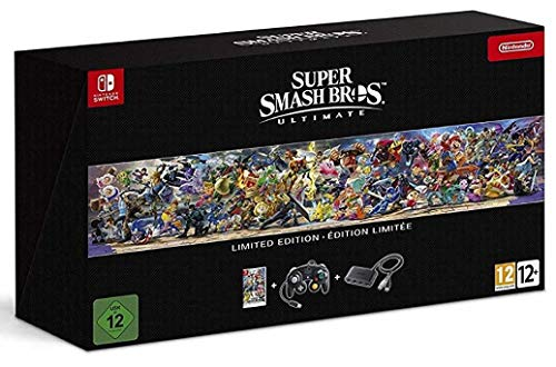 Super Smash Bros. Ultimate Limited Edition (Nintendo Switch)