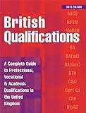 British Qualifications, Kogan Page Staff, 0749444843